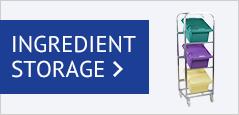 Ingredient Storage Systems
