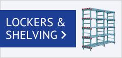 Lockers & Shelving