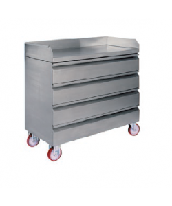 Stainless steel draw unit