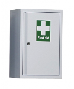 Small First Aid Wall Cabinet