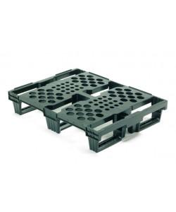 Ventilated Plastic Pallet 5590