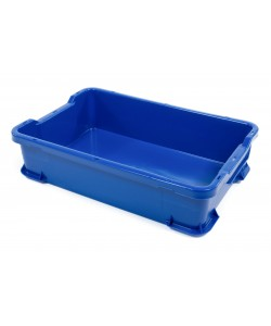 Hygienic Stacking Container 600 x 400 x 145mm