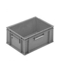Solid Euro Stacking Container 400 x 300 x 235mm