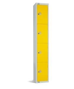 Four Door Steel Locker