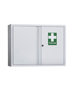 Double Door First Aid Wall Cabinet