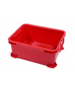 Hygienic Stacking Container 400 x 300 x 165mm