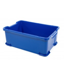 Hygienic Stacking Container 600 x 400 x 225mm