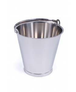 Stainless Steel Bucket 15 Litres