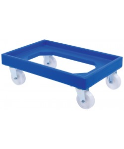 Plastic Dolly rotoXD91 (for euro stacking containers)