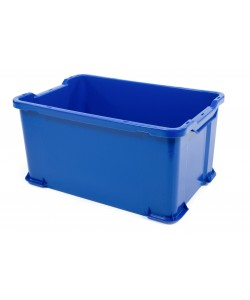 Hygienic Stacking Container 600 x 400 x 300mm