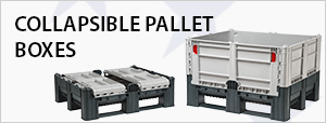 Collapsible Pallet Boxes