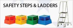 Safety Steps & Ladders