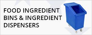 Ingredient Bins & Ingredient Dispensers