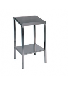 stainless steel write up desk