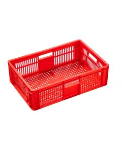 Euro Stacking Containers (06032) Red