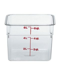 Polycarbonate Food Container 5.7 Litre - 6SFSCW