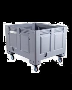 Wheeled Plastic Pallet Box - CR650C