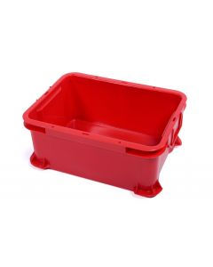Hygienic Stacking Container 400x300x165mm - UB903