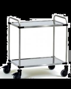 Two Shelf Trolley - SSTY2