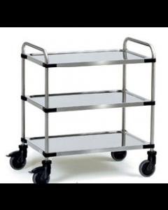 Three Shelf Trolley - SSTY3