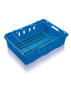 Maxinest Bale Arm Crates 600x400x167mm - DH65P
