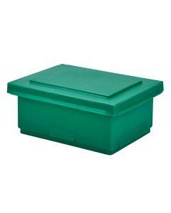 rotoXB100 Hygienic Plastic Container - Green