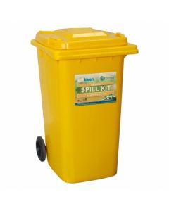 240 Litre Mobile Spill Kit - Aggressive Chemicals - SPK240C
