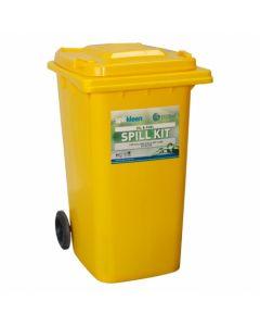 240 Litre Mobile Spill Kit - Oil & Fuel - SPK240F