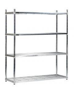 Stainless Steel Wire Shelves